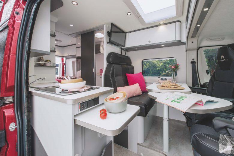 Trend Wohnmobile und Vans